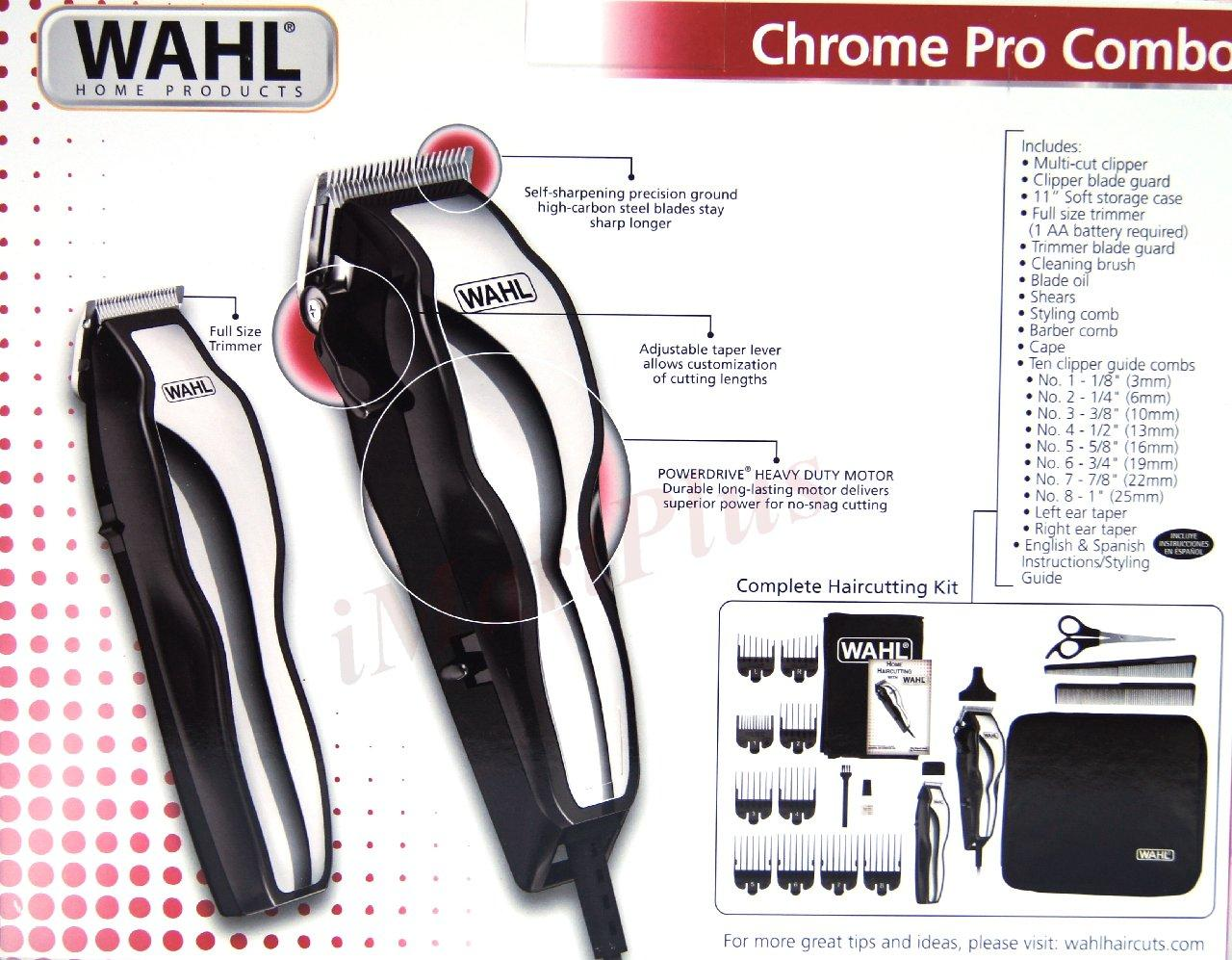 wahl chrome pro complete haircutting kit ge outdoor camping enbrighten led lantern 350 lumens 5119