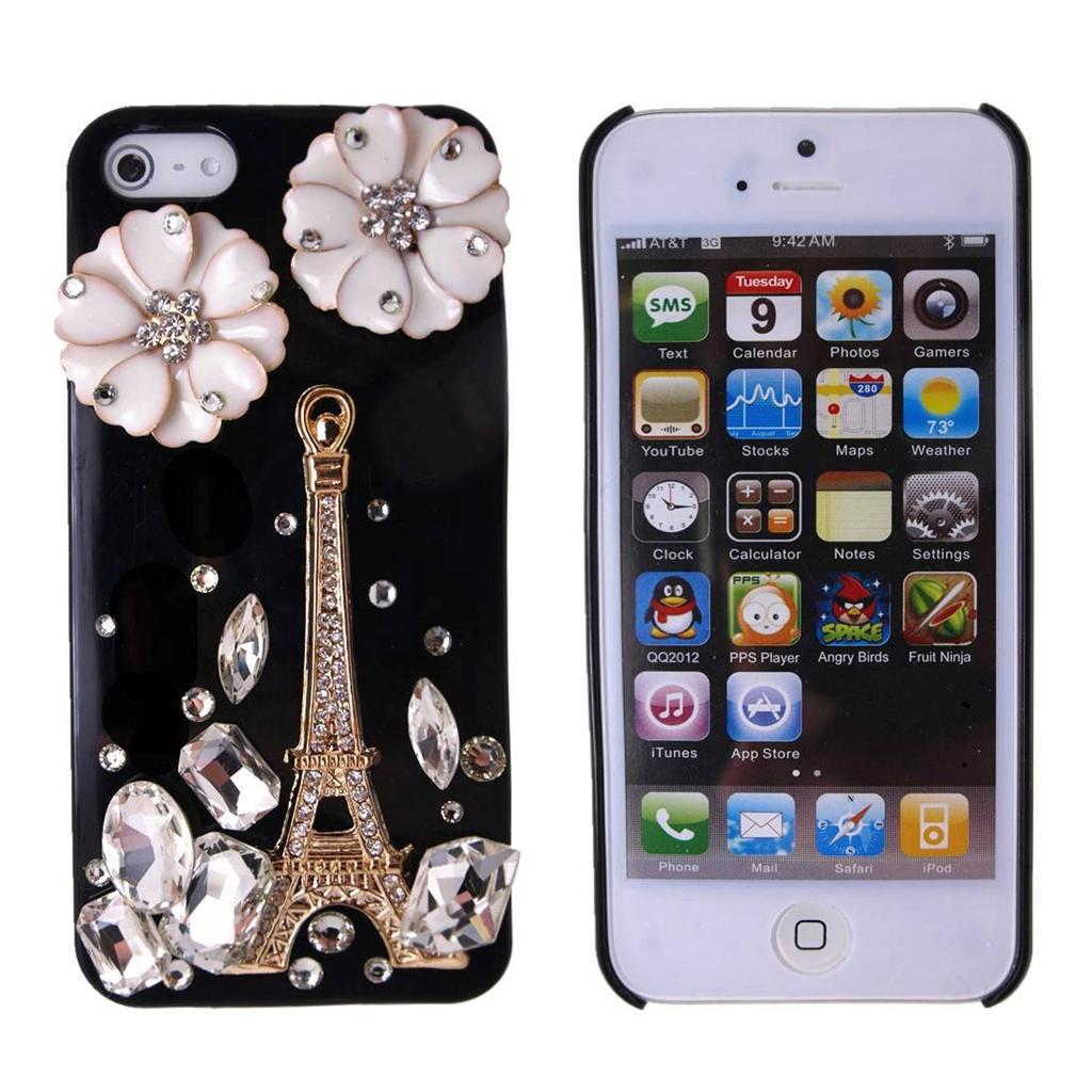 iphone 5s 3d cases iphone 5 5s 3d bling cover skin 14730