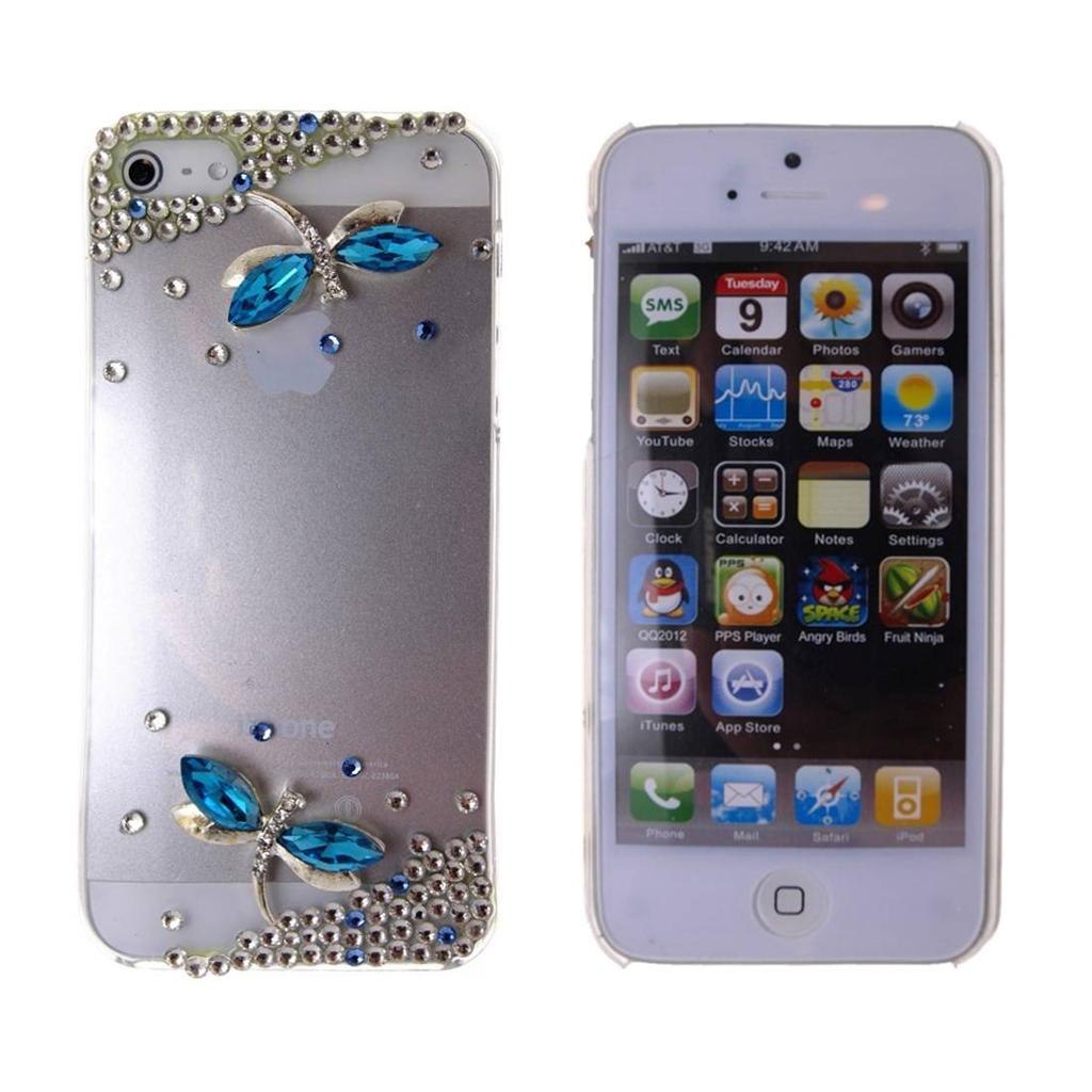 3d iphone 5s cases iphone 5 5s 3d bling cover skin 3127