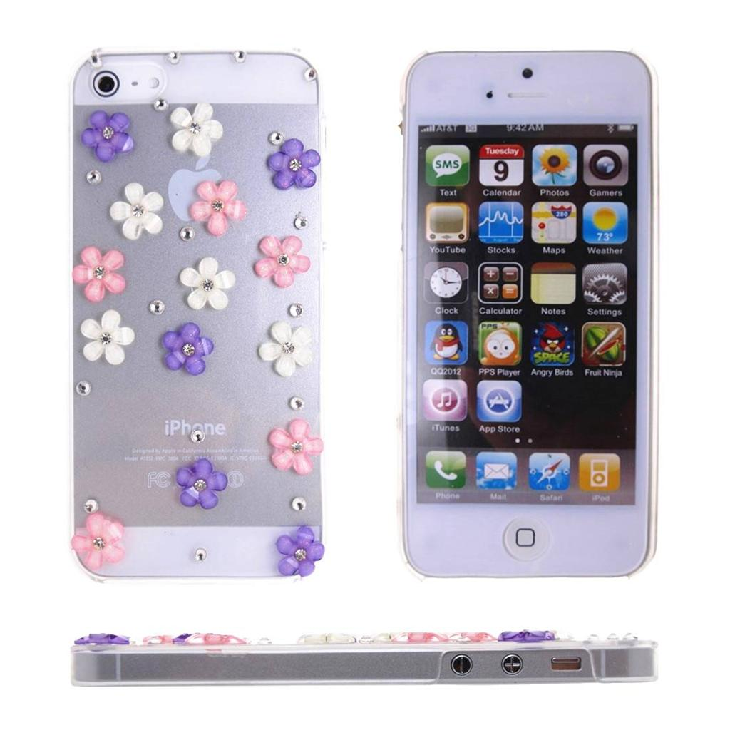 iphone 5s 3d cases iphone 5 5s g1 luxury 3d bling 14730