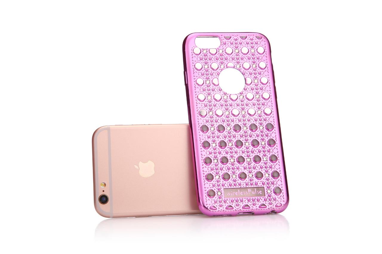 Iphone 6 Phone Cases: For Iphone 6S 6 Plus 3D Hybrid Case Slim Bling Fashion TPU