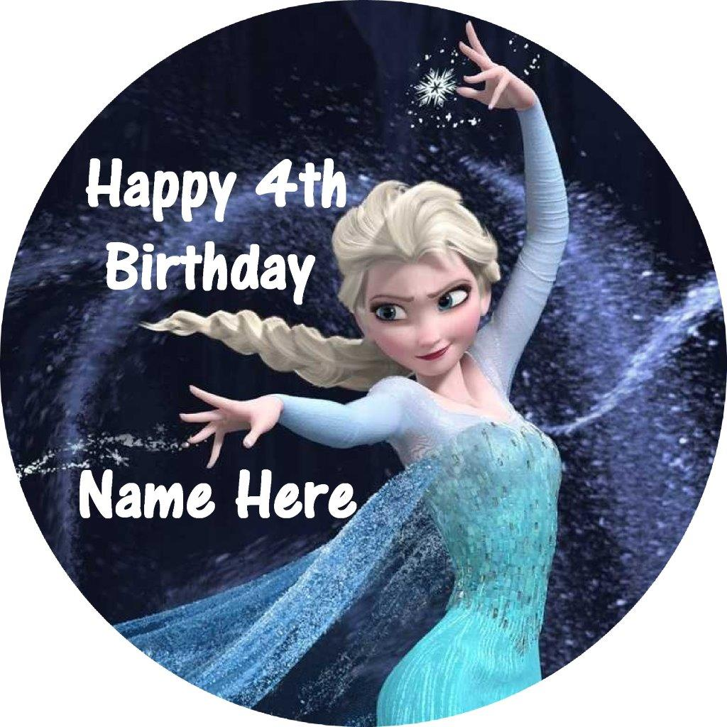 frozen cake topper frozen cake topper edible rice paper view and select your 4385