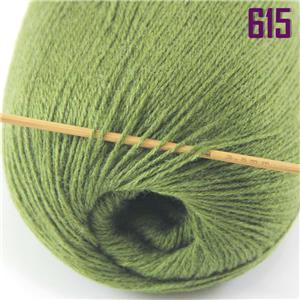 Sale 1Skeinx50gr Soft Warm Cashmere Silk Mohair Hand Knitting Crochet Yarn 02
