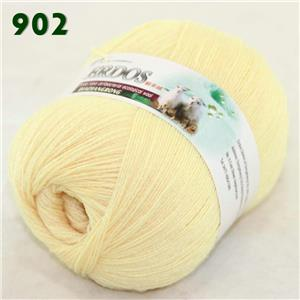 Sale 1 Skein x50gr LACE Soft Crochet Acrylic Wool Cashmere hand knitting Yarn 02