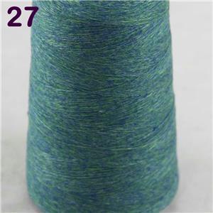 Sale New 100g Cone Mongolian Pure cashmere Hand Wrap Scarf Wool Yarn Knitting 23