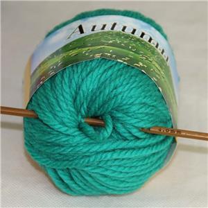 Sale New 1Skeinx50g Soft Warm Wrap Shawl Scarf Chunky Wool Hand Knitting Yarn 21