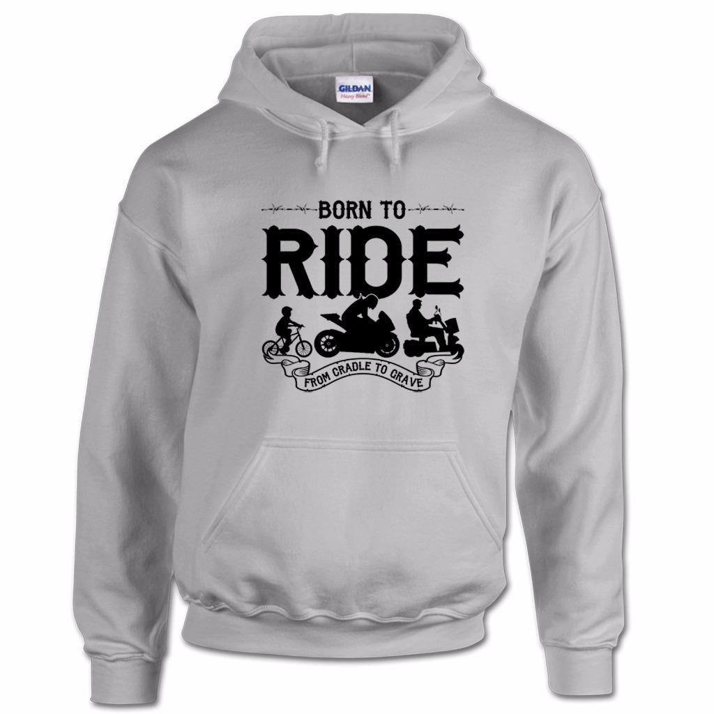 Biker hoodies