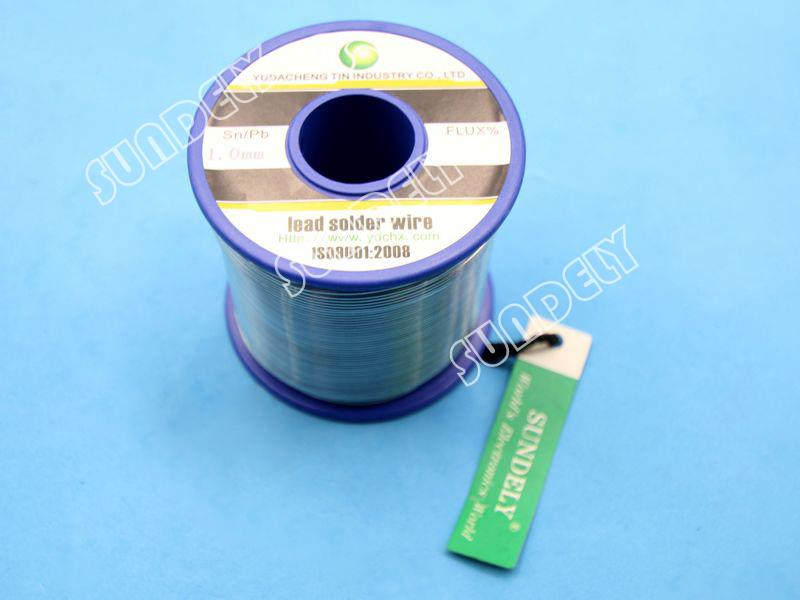 Solder Wire Lead 60/40 HQ Flux Multicored Solder various Dia ...