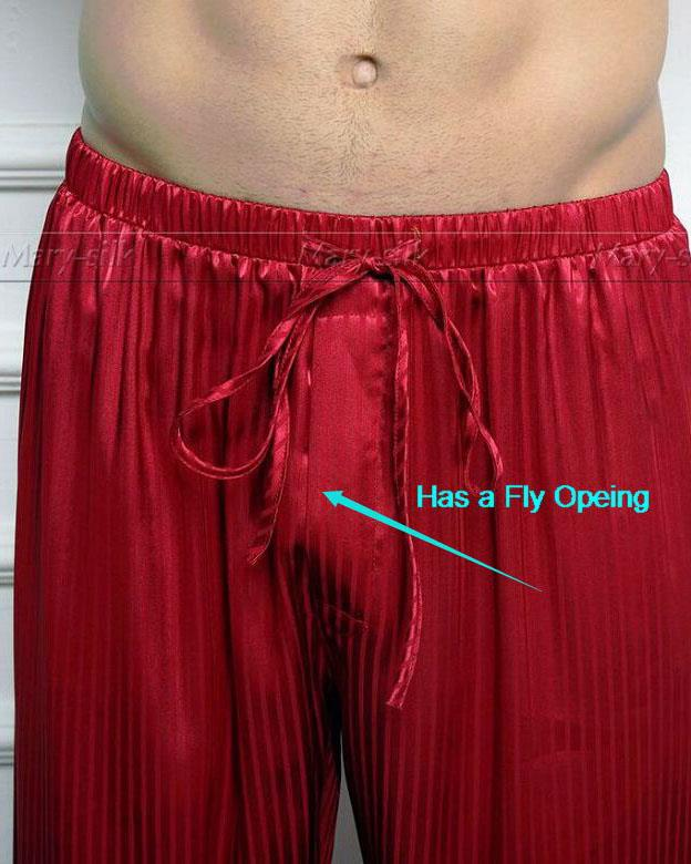 Mens Silk Satin Pajamas Set Pajamas For Men Big And Tall