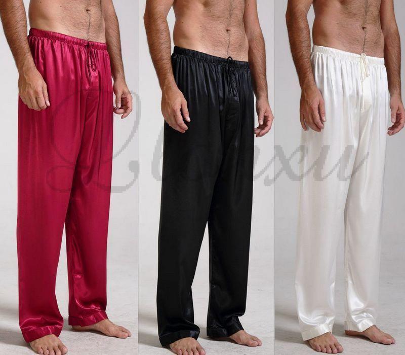 Mens Silk Satin Pajamas Set pajamas for men big and tall sleepwear   Great  Gift  13c53f83f