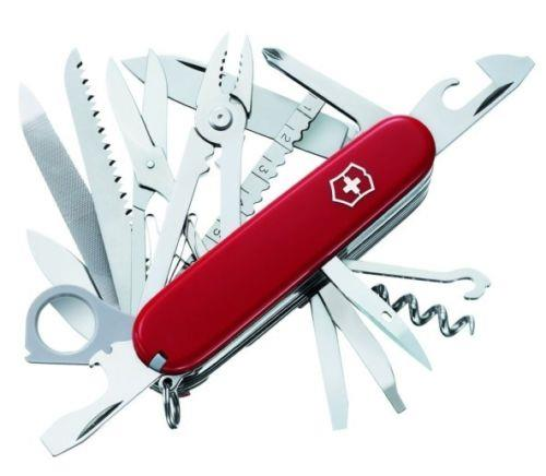 Victorinox Swiss Army Champ 53501 34 In 1 Function