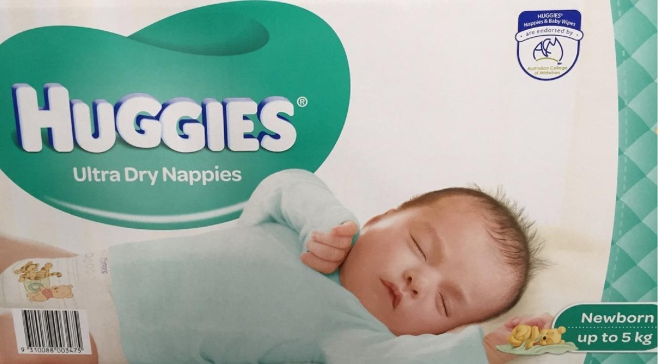 Huggies ultra comfort nappies e5292e54f27
