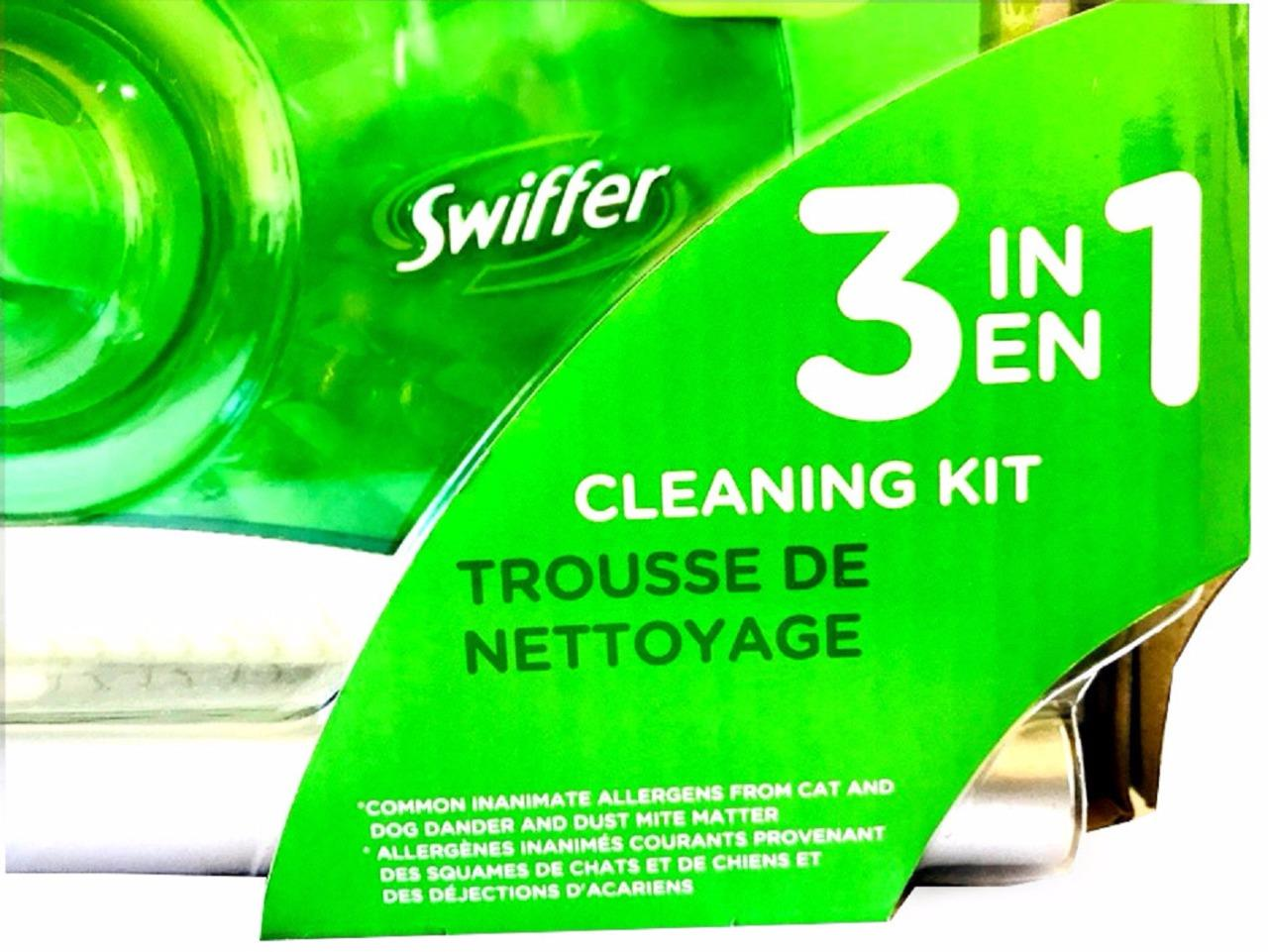 Swiffer Wet Dry Sweeper Duster 3 In 1 Cleaning Kit Dusting