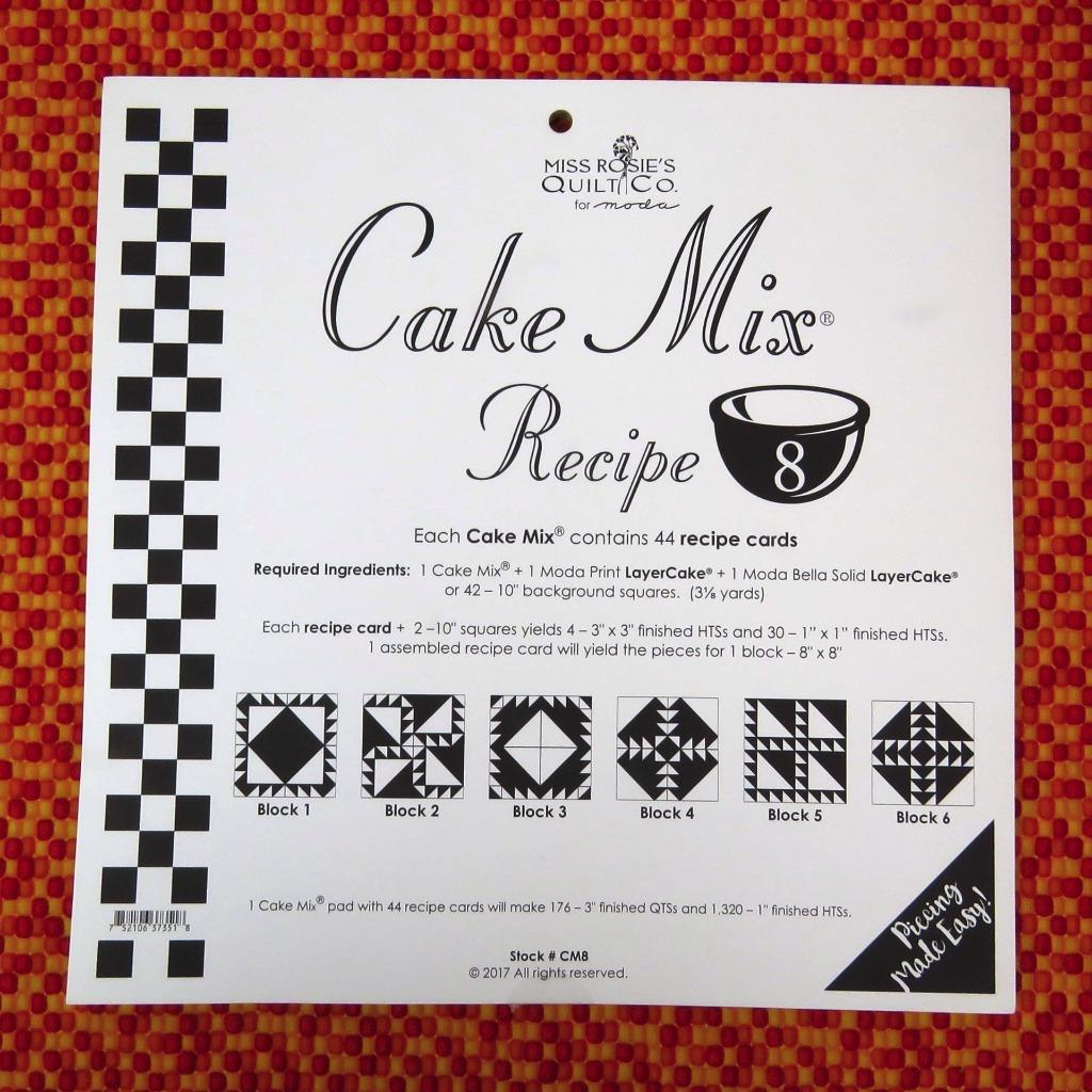 Miss Rosie S Cake Mix Recipes