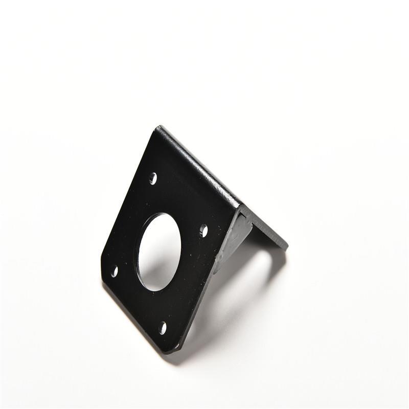 42mm L Shape Befestigungswinkel Edelstahl für NEMA 17 Schrittmotor YR