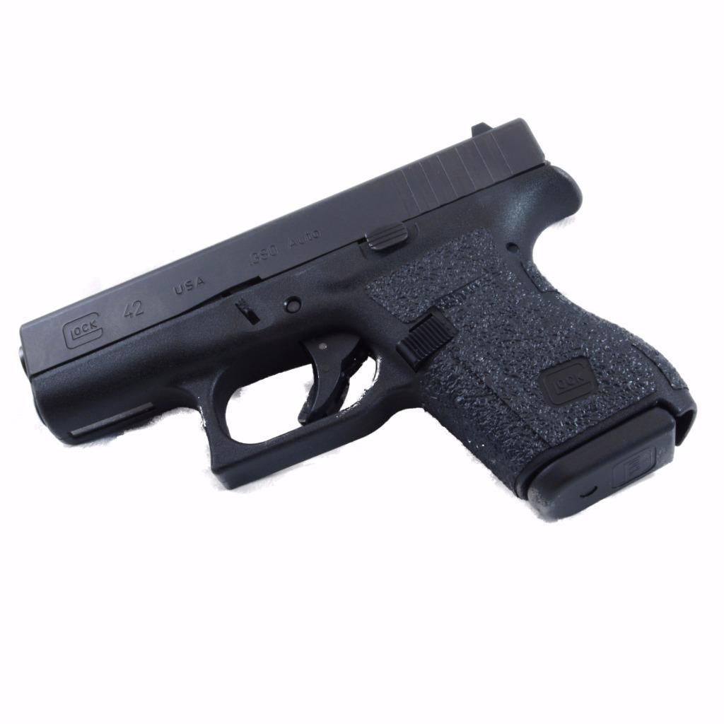 Talon Grips for Glock 42 Black Rubber Texture Grip Wrap 108R | eBay