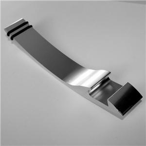 designer k che flaschen ffner minimalistische franz sisch geb rstetes aluminium. Black Bedroom Furniture Sets. Home Design Ideas