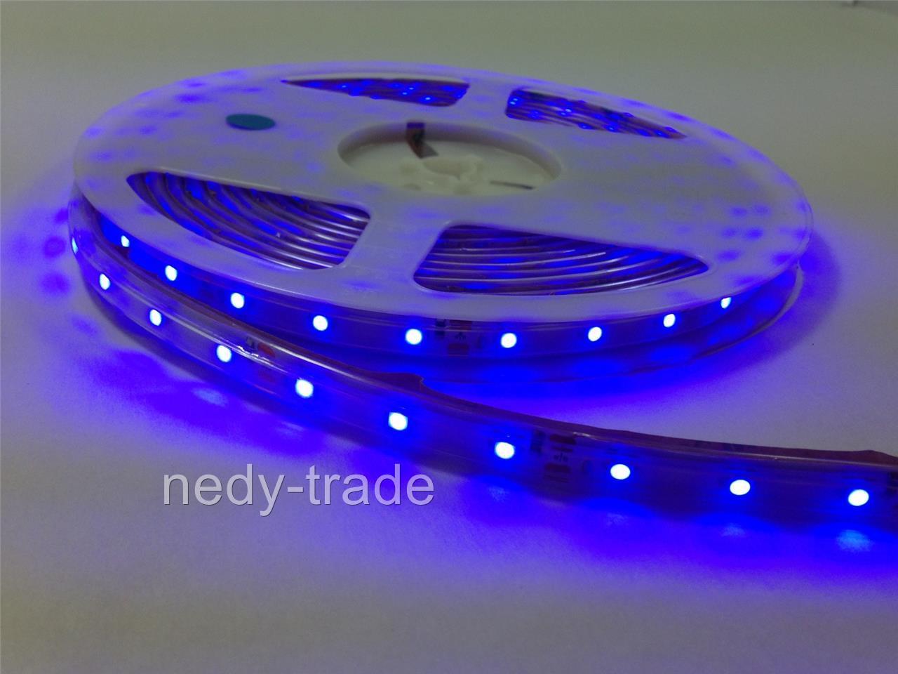 12v led leiste blau wasserdicht 5m led streifen strip lichter auto kfz pkw lkw. Black Bedroom Furniture Sets. Home Design Ideas