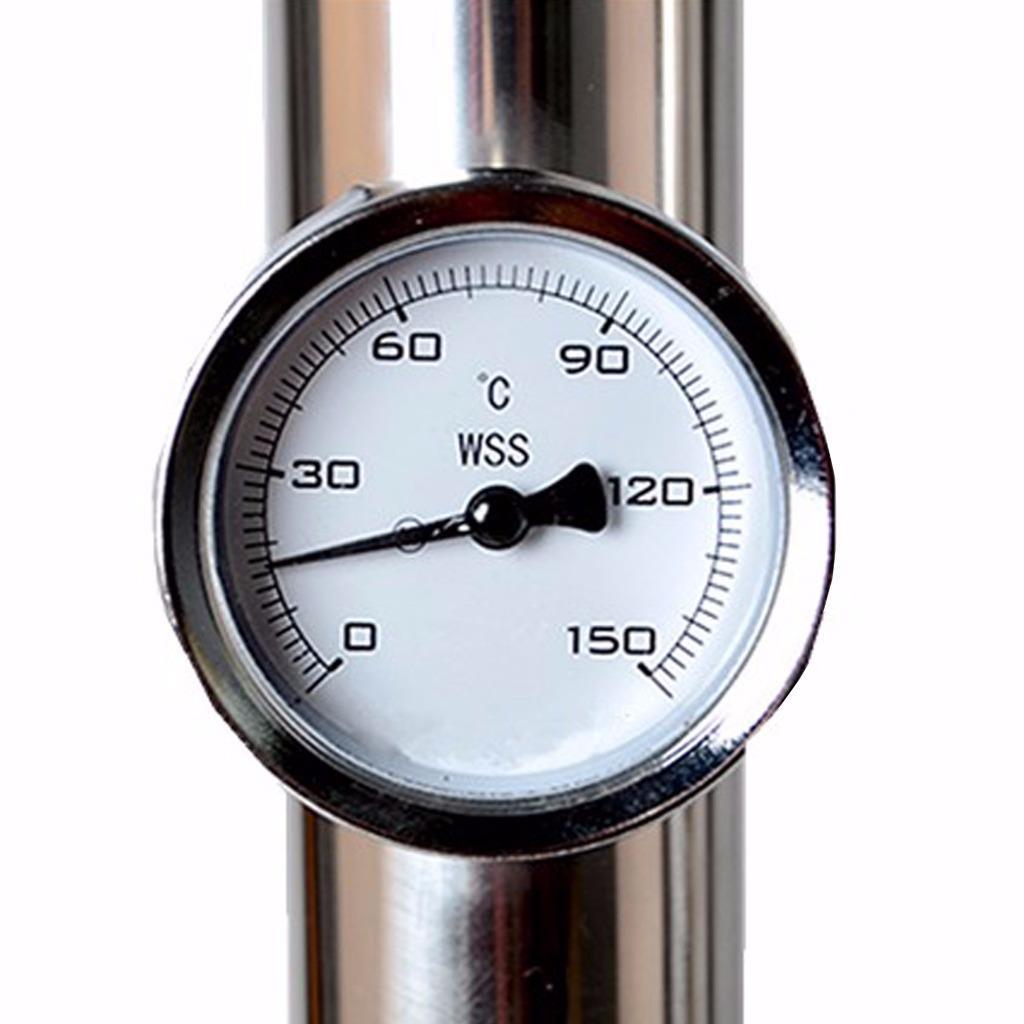 12l 70l maison inoxydable distillateur alambic glaci re for Alcool maison fabrication