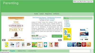 Great Compare Affiliate Store Website Free Installation+Hosting