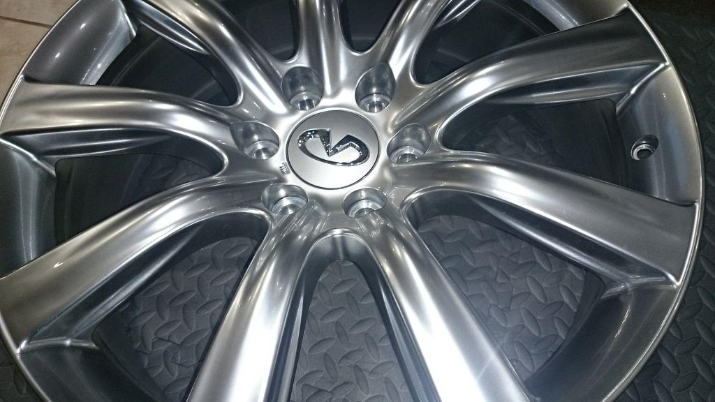 "Nissan 240Z For Sale >> QX80 / QX56 Factory 22"" RIMS for Sale - Nissan Forum ..."