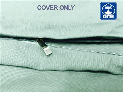Heavy Duty Canvas Fabric Replacement Zipper Cover For Dog