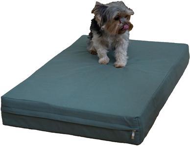 Quantity 2 Durable Waterproof Orthopedic Memory Foam Pet