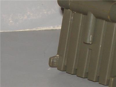 G1 TRANSFORMER ULTRA MAGNUS CHEST SHIELD LOT # 2 PROF:CLEANED//DEAD MINT