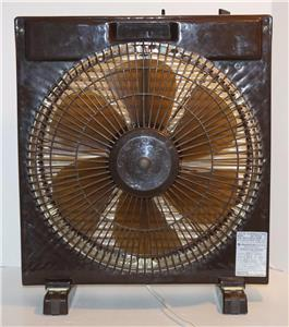 Vintage Hitachi 12 Quot Bf 63ea 3 Speed Rotating Grille