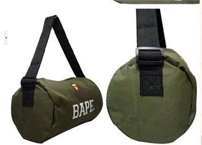 64b4630632e3 Sale! Last One Ape green army duffle boston shoulder crossbody gym ...