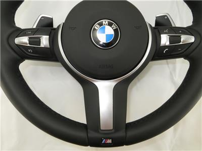 bmw steering wheel vibration lenkrad airbag leather m tech. Black Bedroom Furniture Sets. Home Design Ideas