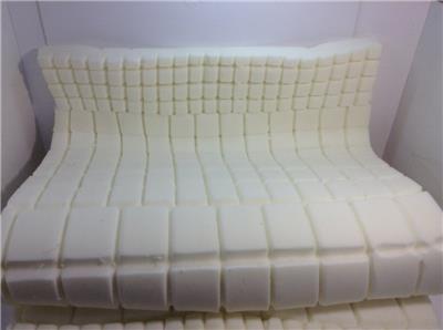 Isotonic Structure 6 Zone Memory Foam Twin Mattress Topper
