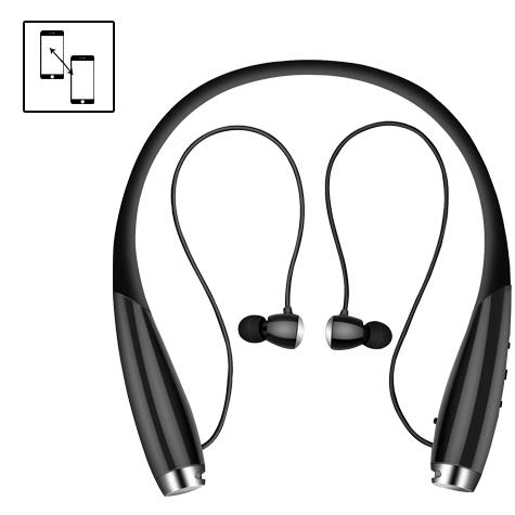 Ns700 Flexible Music Necklace Headset Speaker