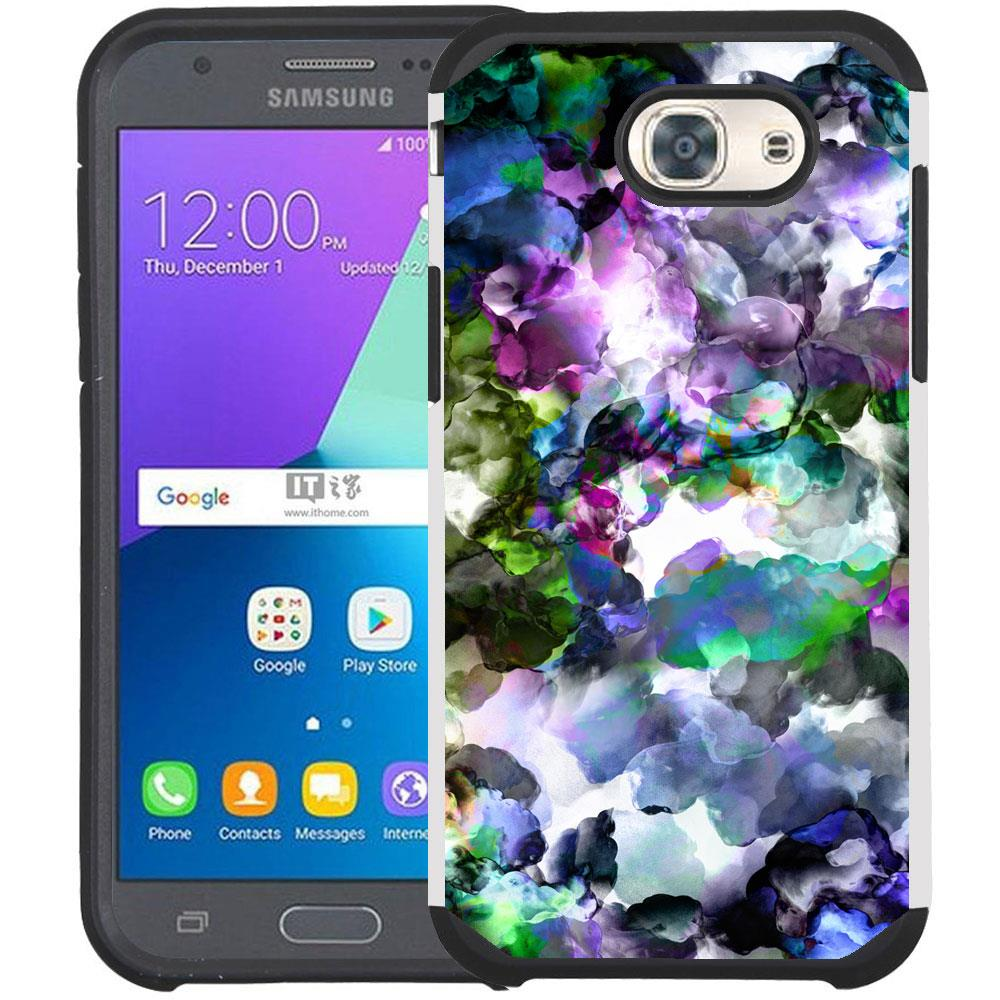 Marble-Design-Case-Cover-for-Samsung-Galaxy-J3-Emerge-Amp-Prime-2-Sol-2-Luna-Pro