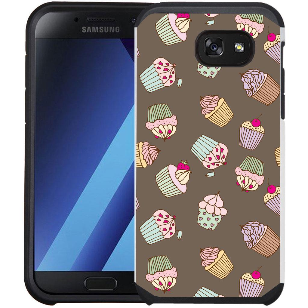 For-Samsung-Galaxy-A5-2017-Slim-Hybrid-Case-Cover-Pastel-Color-Flower-Unicorn