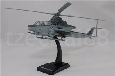 NewRay Helicopter 1:55 DIECAST Bell AH-IZ COLLECTION NEW GIFT CHRISTMAS Model