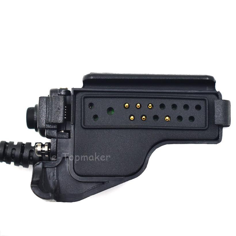 Security Earpiece Headset Ptt For Motorola Xts2250 Xts4250