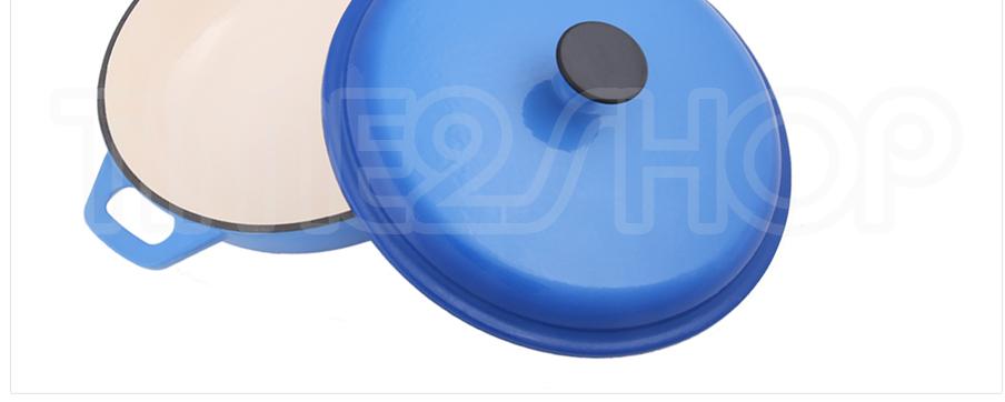 cast iron baking dish