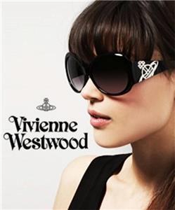 8fc30780df45 Vivienne Westwood ORB Sunglasses Gold Case, RRP200GBP New & AUTH BLK ...