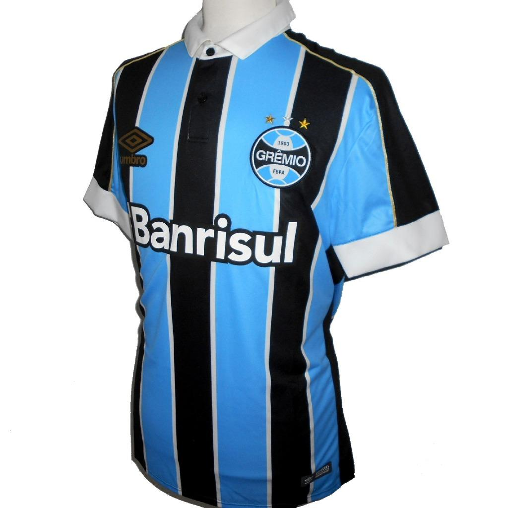 Détails sur GREMIO Umbro Home Football Shirt 2019 2020 NEW Men's Jersey Camisa Brazil