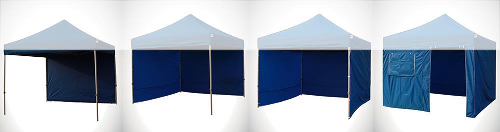 Ez Pop Up Canopy Patio Gazebo Tent Accessory 10x10