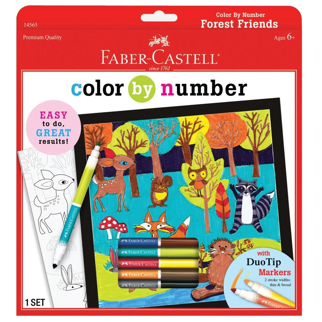 fabercastell fc14565 colornumber forest friends  ebay