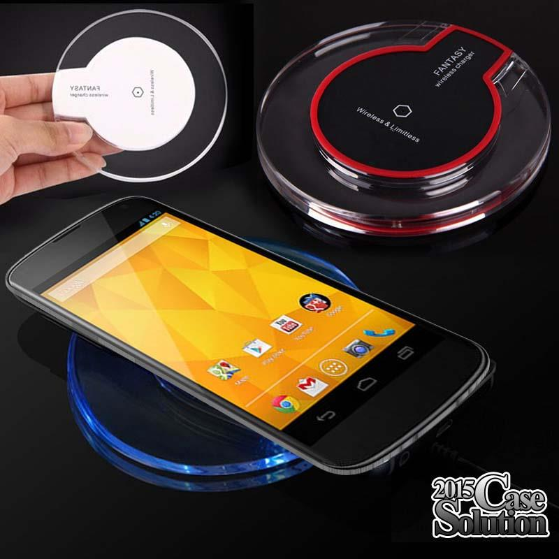 Fast QI Wireless Charger Charging Pad Dock For Google Nexus
