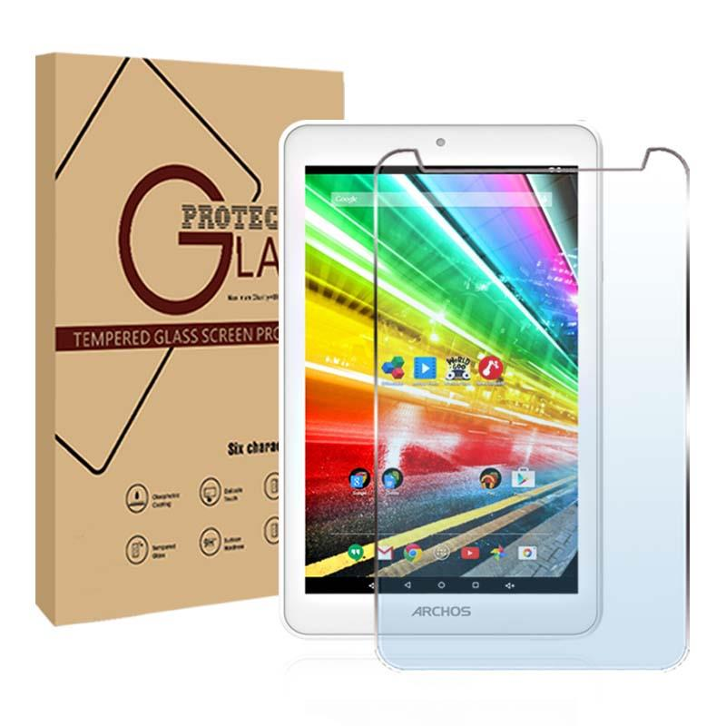 Tempered Glass Tablet Screen Protector Film For Archos 101 Oxygen
