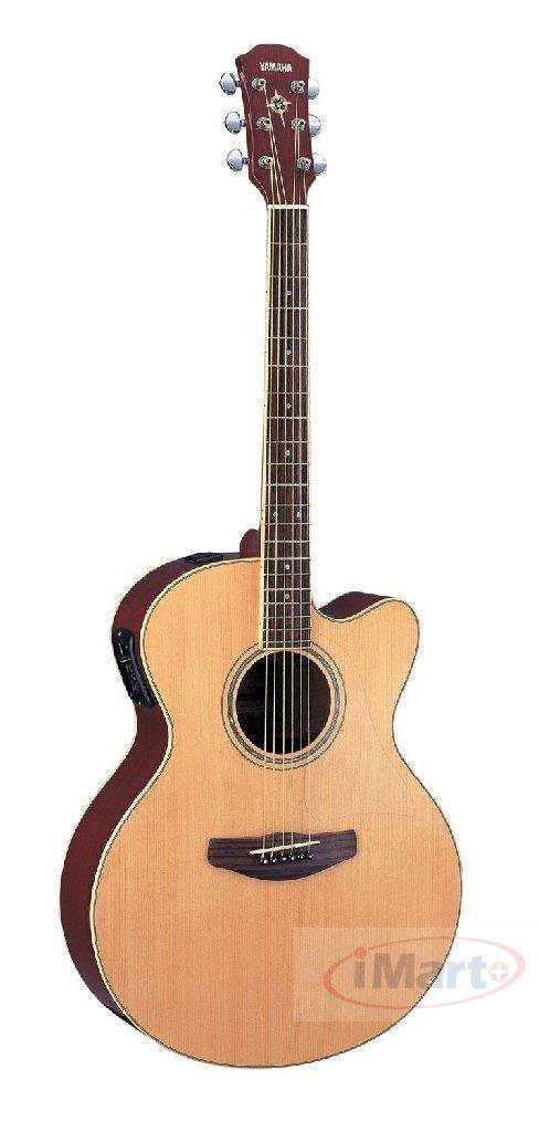 yamaha electric electro acoustic guitar cpx500iii natural diecast tuners new 86792994161 ebay. Black Bedroom Furniture Sets. Home Design Ideas