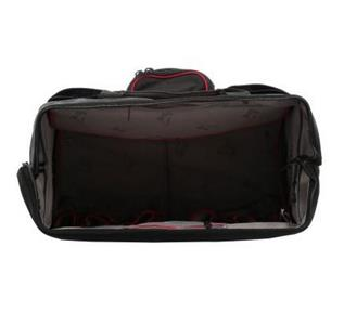 Husky 22 In Rolling Pro Tool Tote Portable Storage