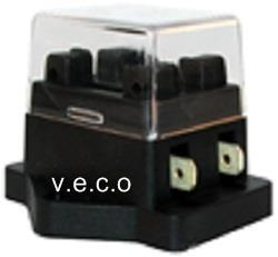 high quality way ato blade fuse box holder cover volt  high quality 2 way ato blade fuse box holder cover 12 volt 24 volt