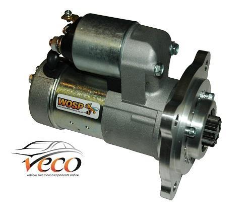 ford pinto pmgr high torque starter motor 1 4kw 10 teeth. Black Bedroom Furniture Sets. Home Design Ideas
