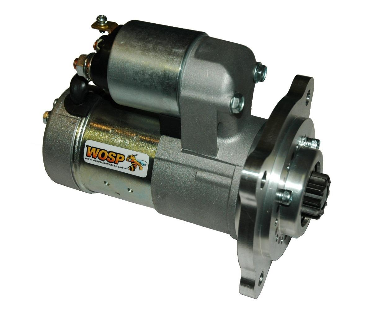 Ford Pinto Pmgr High Torque Starter Motor 1 4kw 10 Teeth