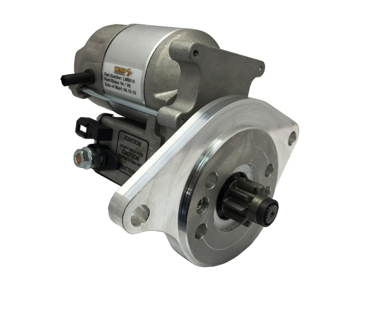 High Torque Starter Motor Wiring Diagram